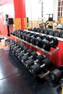 Övre gym