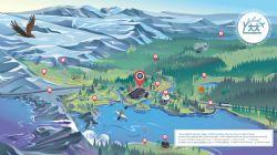 hiking map stora sjöfallet Björn Öberg.jpg